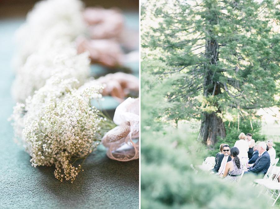 fine art wedding photography, forest wedding, fine art wedding portraiture, babies breath bouquets, vintage bridal belt, soft light