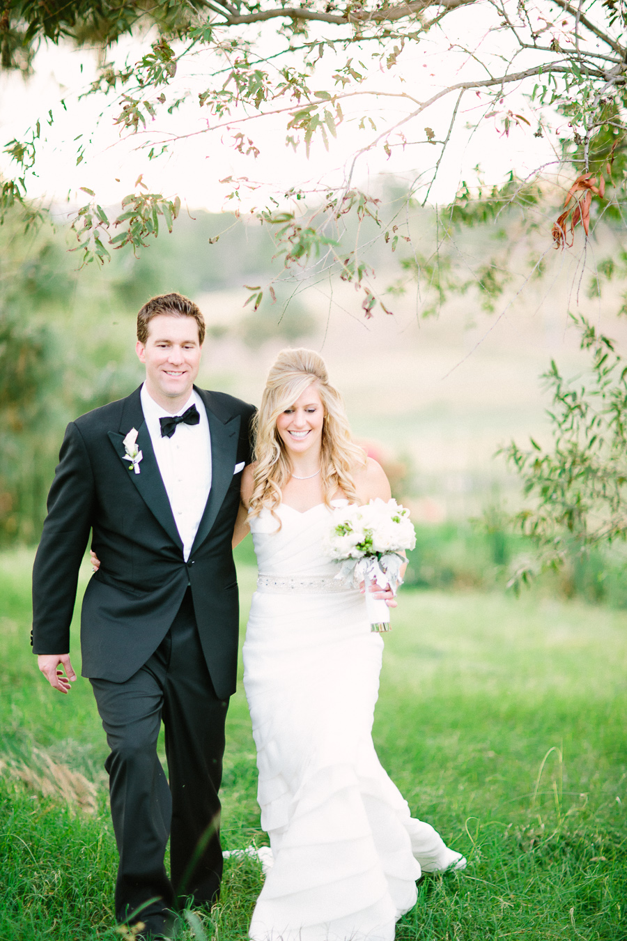 aliso viejo country club wedding, dusty miller wedding, green & grey wedding decor, southern california fine art wedding photographer