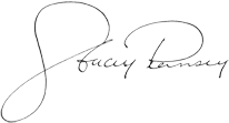 stacey signature
